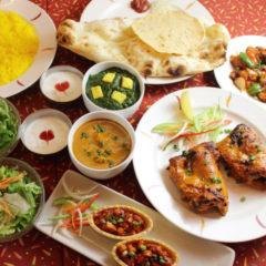 インド料理 ボンベイ カフェ