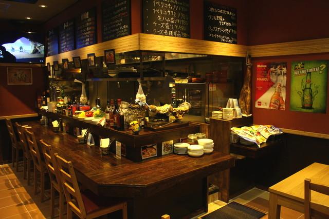 月島スペイン食堂 TabeLuna